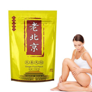 Anti-Inflammation/Swelling Ginger Foot Patch™