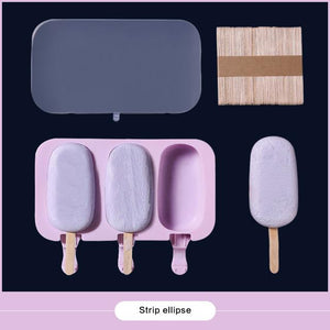 Homemade Popsicle Kit