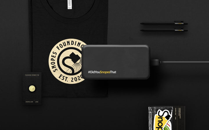 Power Bank Founder Pack