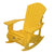 "Muskoka Chair Rocker with 7.5"" Arm"