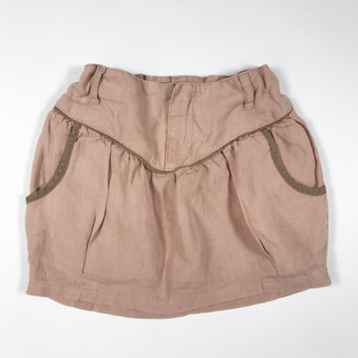 Stella McCartney Kids x Gap pale rose skirt 4Y