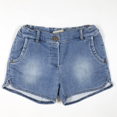 De Cavana stretch denim shorts 6Y