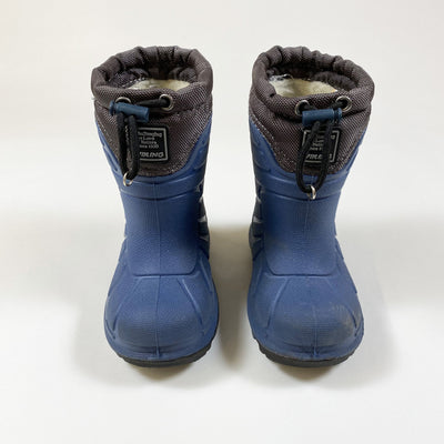 "Viking blue ""extreme"" winter boots thermo 24"