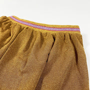 Room Seven gold glitter skirt Second Season diff. sizes