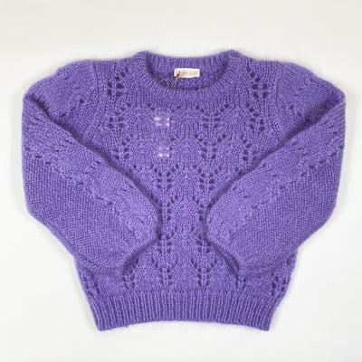 "Simple Kids lavender knit jumper ""Tara"" Second Season 10Y"
