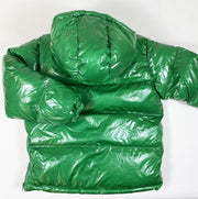Jelly Mallow green Traveler Skidoo padded jacket Second Season diff. sizes