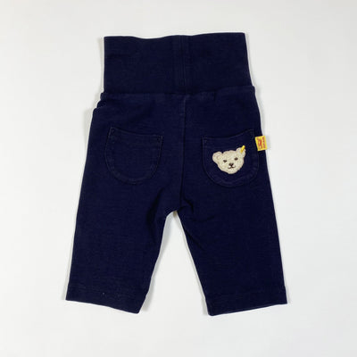 Steiff navy baby sweatpants 2M/56