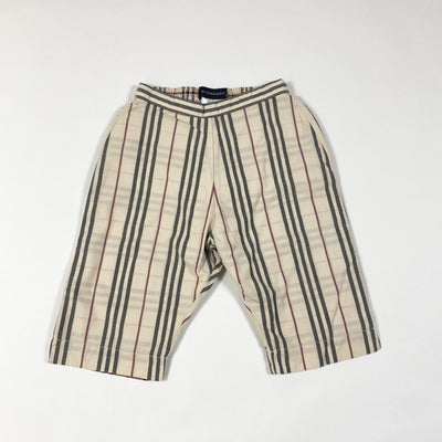 Burberry classic stripe trousers 3M/60