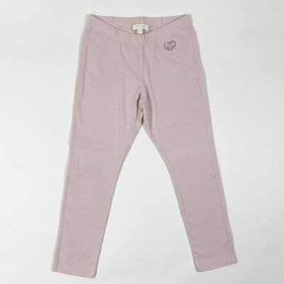Gucci Kids soft rose embellished leggings 4Y
