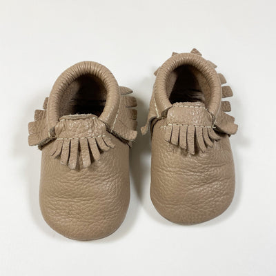 "Freshly Picked grey moccassins ""spruce mini sole"" 3"