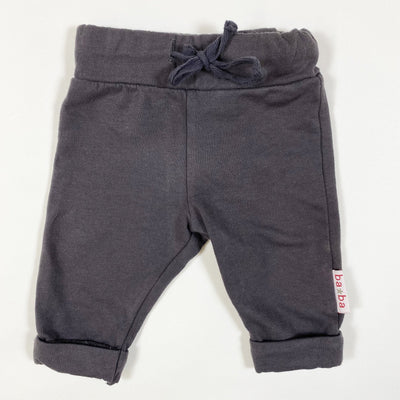 Ba*Ba dark brown baby pants NB