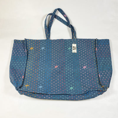 Bonton denim star shopper Second Season 38x50 cm 1