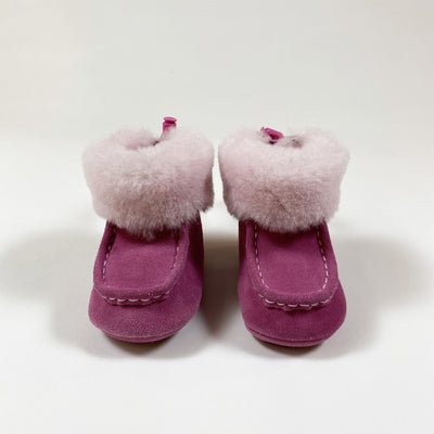 UGGS pink winter boots 16
