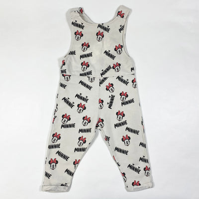 Zara x disney ecru minnie jumpsuit 12-18M/86 1