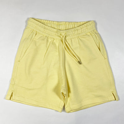 Soft Gallery pale yellow alisdair sweat shorts Second Season 4Y/104 1