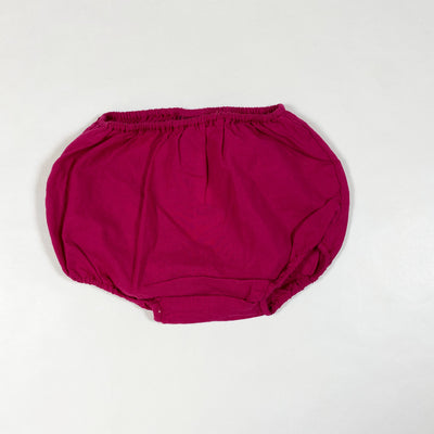 Bonton fuschia baby bloomer  Second Season 3M 1