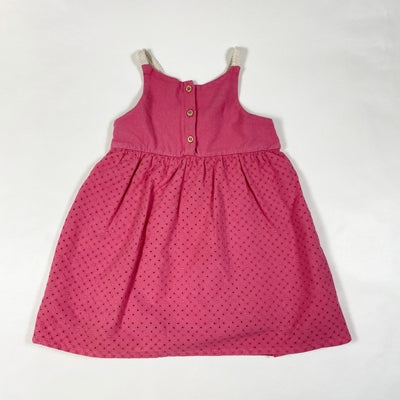 Zara pink sleeveless dress 12-18M/86 1