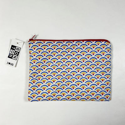 Bonton rainbow pochette Second Season 16x21 cm 1