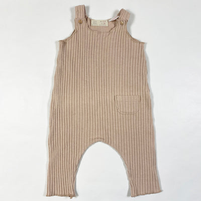 Zara pale blush soft jumpsuit 3-6M/68 1