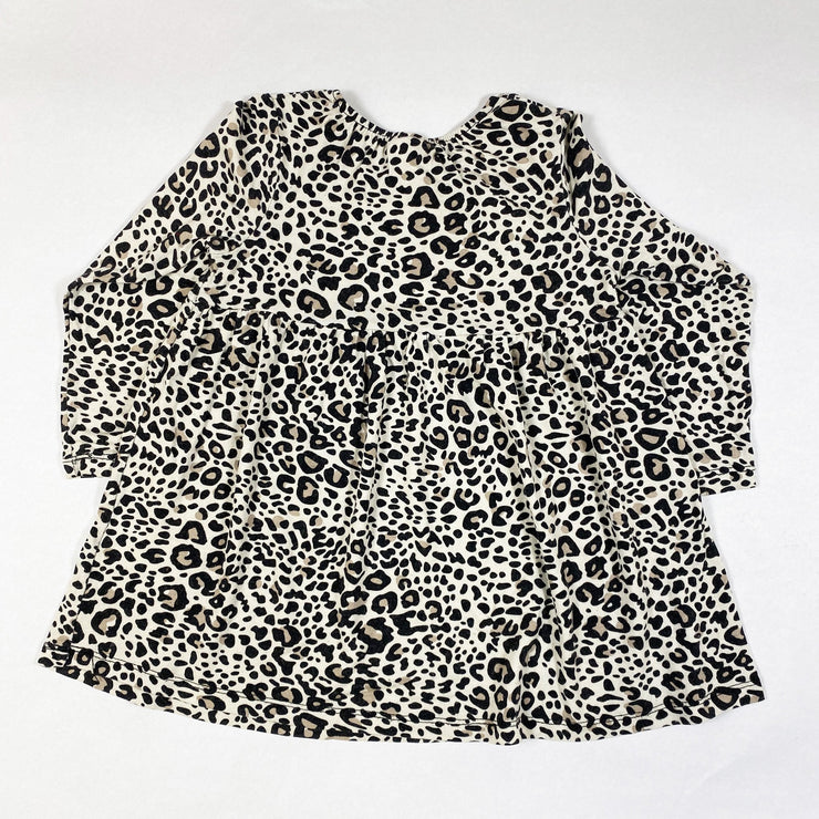 H&M leopard print jersey dress 86