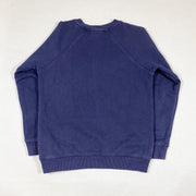 Mini Rodini navy bat print sweater 128-134