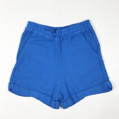 Bonton blue muslin shorts with pockets Second Season 2Y