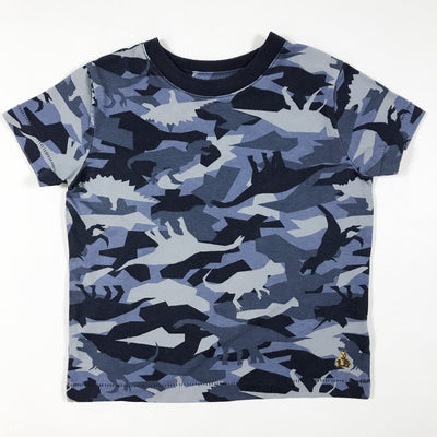 Baby Gap camouflage short-sleeved t-shirt 12-18M/80