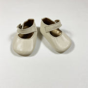 Pili Carrera ecru leather baby shoes 16