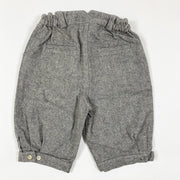 Cyrillus grey flannel trousers 18M/81