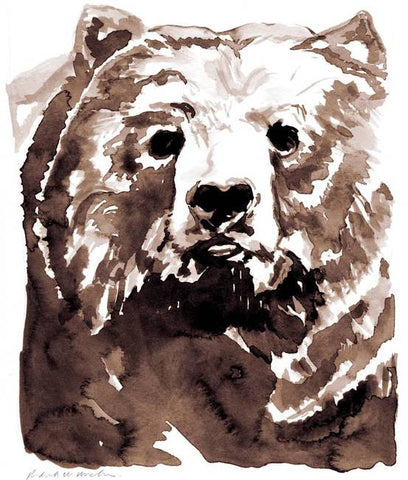Bear - Limited Edition Print