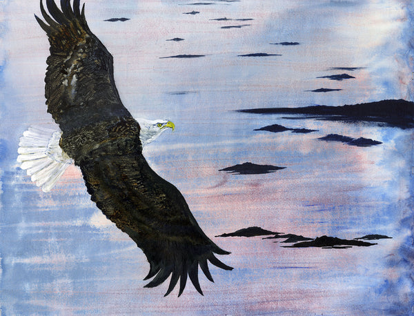 Eagle Islands - Original Painting