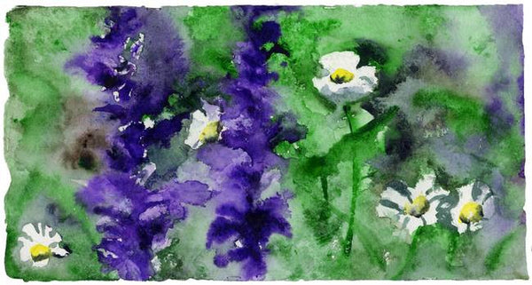 Field Flowers - Limited Edition Print