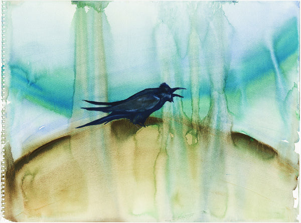 Raven Call - Limited Edition Print