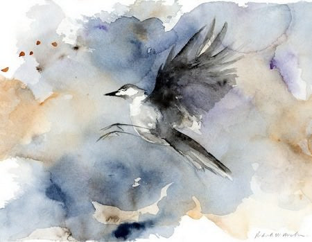 Songbird Landing - Limited Edition Print