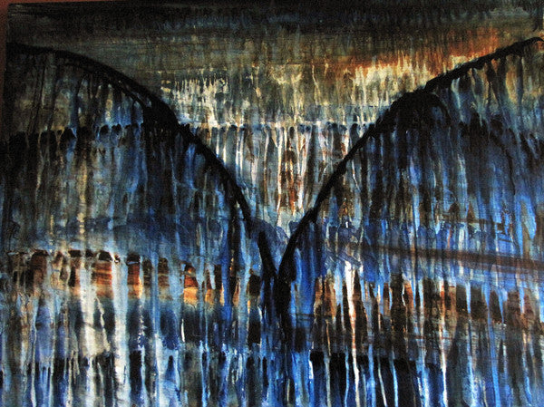 Wings Abstract - Limited Edition Print