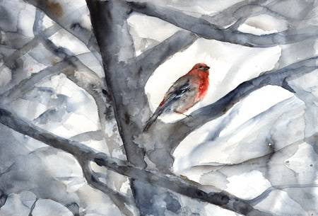Winter Song – Limited Edition Print