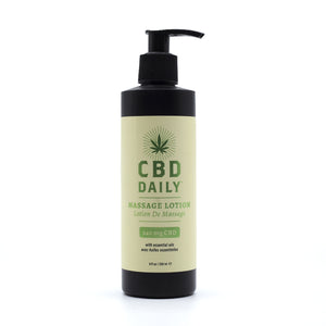Charger l'image dans la galerie, CBD Daily - Lotion de Massage CBD - thehemp.today