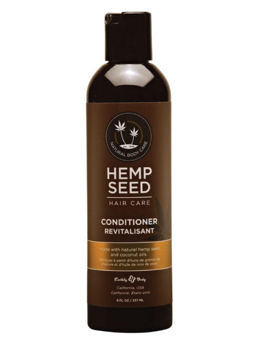Hemp Seed - Conditionner au Chanvre - thehemp.today