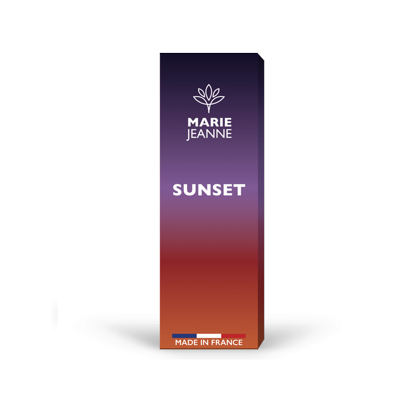 Marie Jeanne - E-Liquide Sunset - thehemp.today