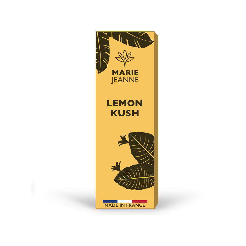 E-liquid Lemon Kush - thehemp.today