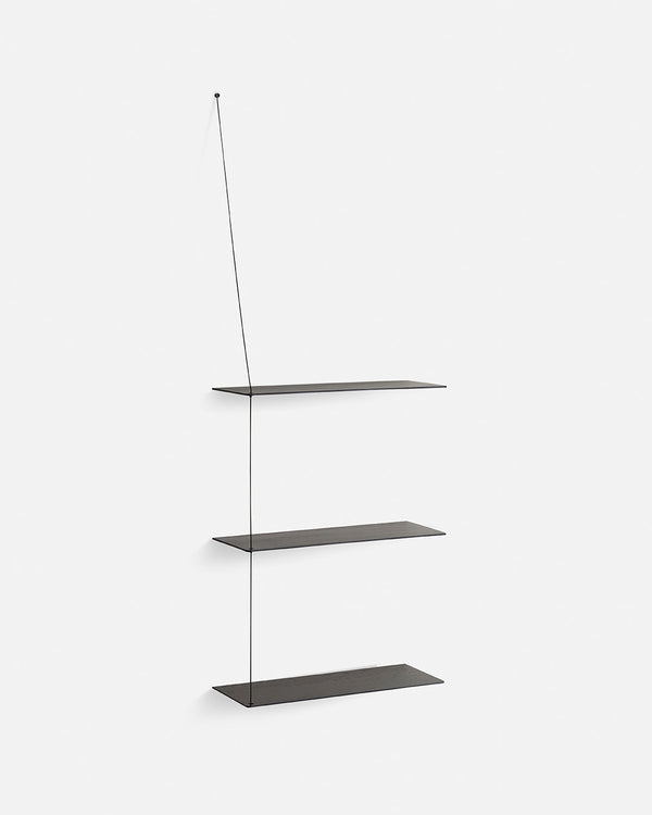 stedge shelf zwart
