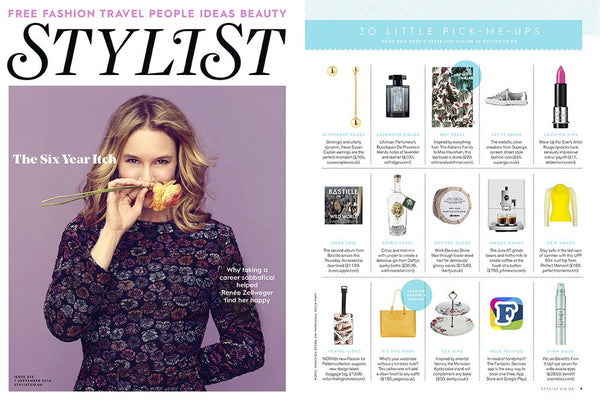 Stylist Magazine September 2016