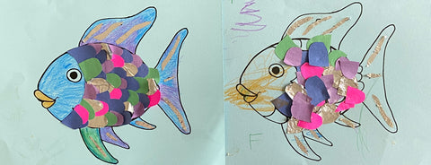 our Rainbow Fish