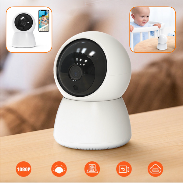 FirstEye Wireless Security Camera System & Wifi Camera Baby Monitor - Sharp Shifter