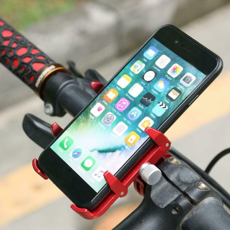 Large Case Motorcycle Phone Mount Cell Phone Holder for Bikes & MTB - Sharp Shifter