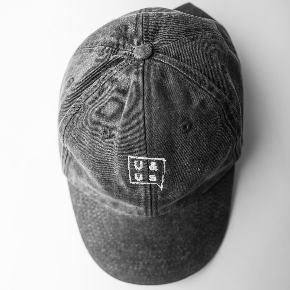 U&US Vintage Cap - URBAN & UNCUT Supply