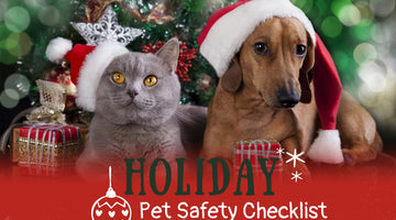 10+ Holiday Pet Safety Tips
