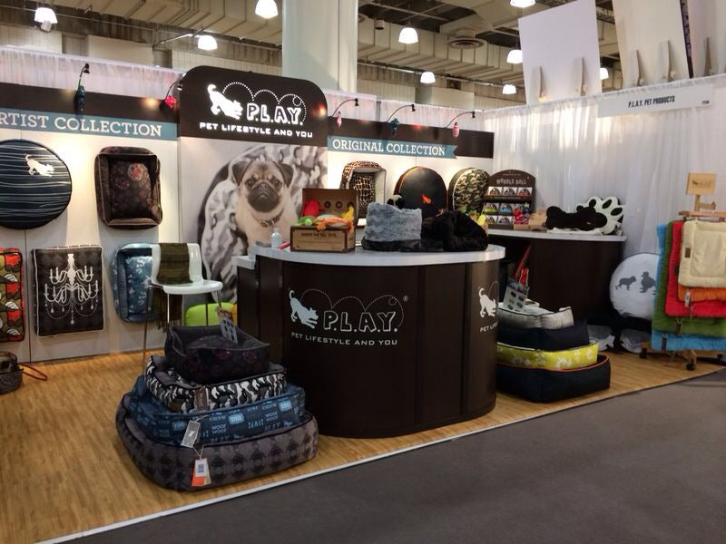 P.L.A.Y. NY Now Booth