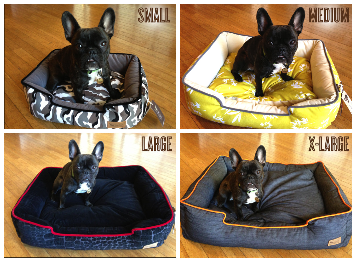 What size dog bed do you need?