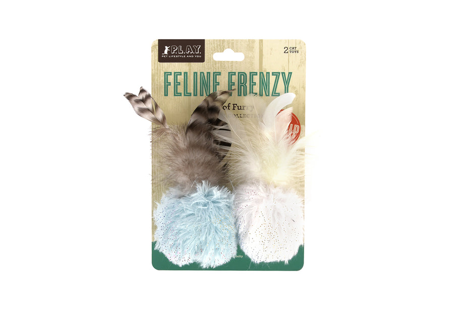Feline Frenzy Cat Toy Holiday Collection